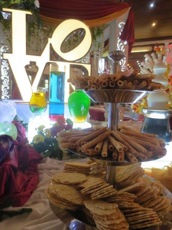 chocolate fountain 4 Event Wedding solo