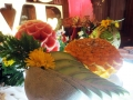 fruit carving Event Wedding solo
